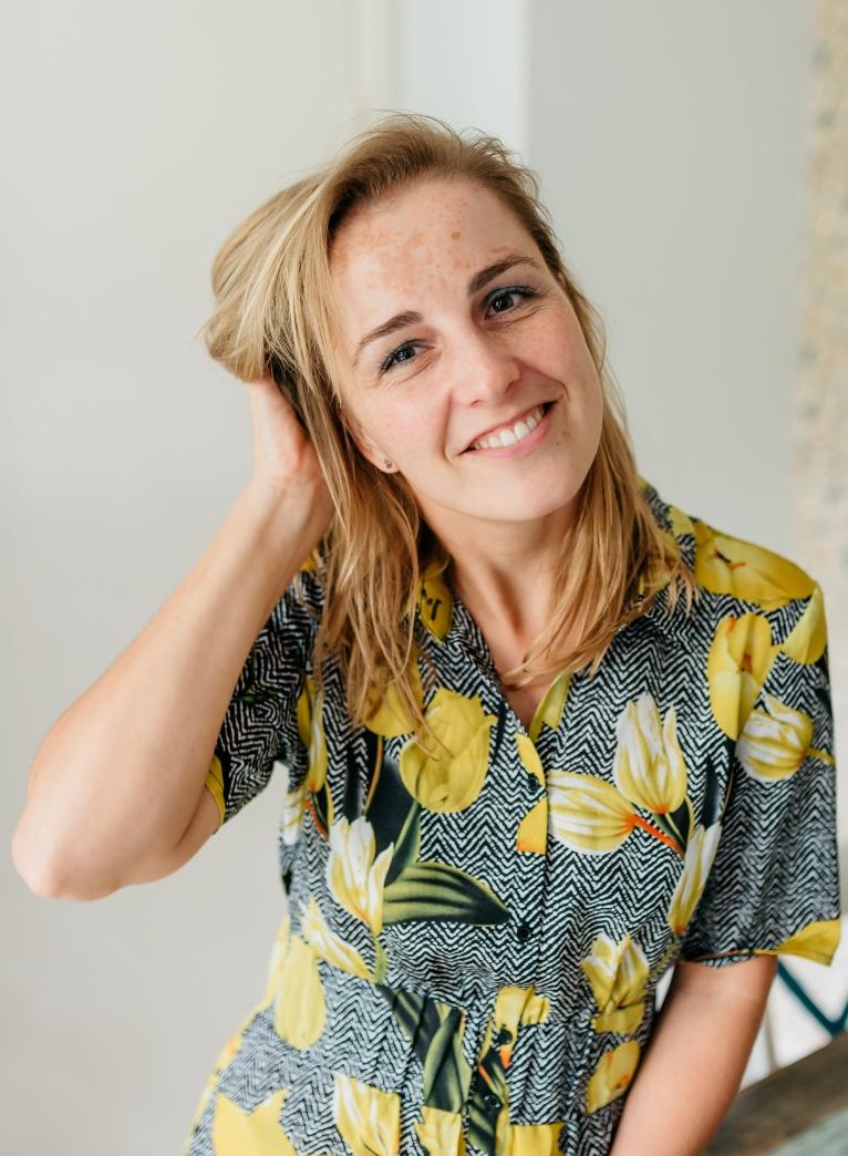 Kim Sterenborg - Content Consultant
