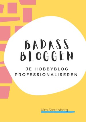 Badass Bloggen e-book